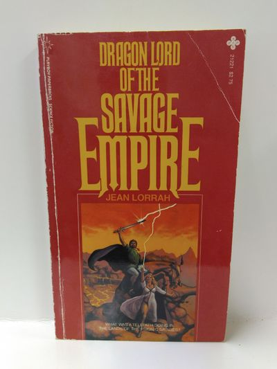 Image for Dragon Lord of the Savage Empire (Savage Empire #2)