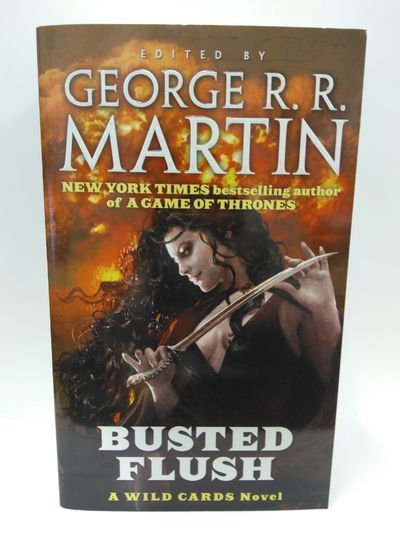 Image for Busted Flush: A Wild Cards Novel