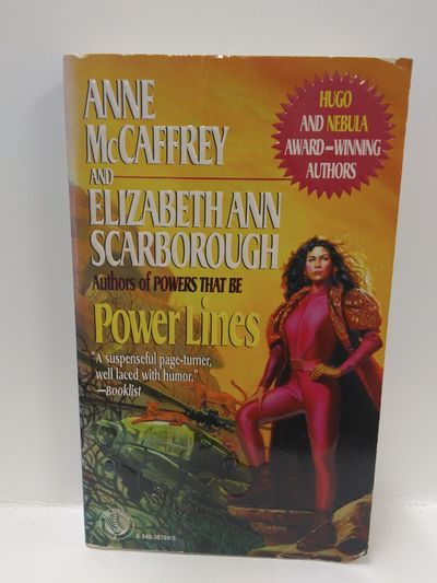 Image for Power Lines (Petaybee Trilogy)