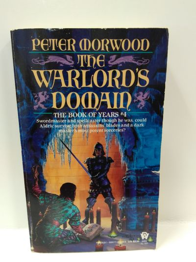 Image for The Warlord's Domain Book (The Book of Years, No 4)