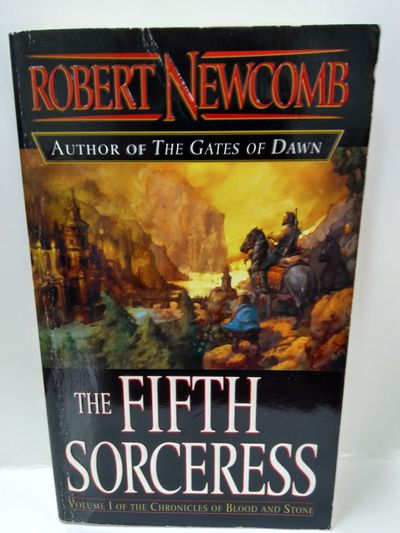 Image for The Fifth Sorceress