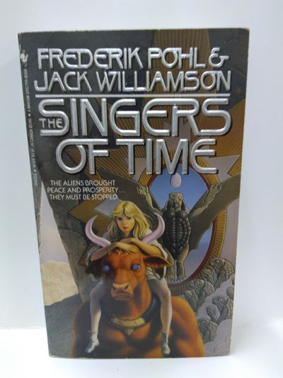 Image for The Singers of Time
