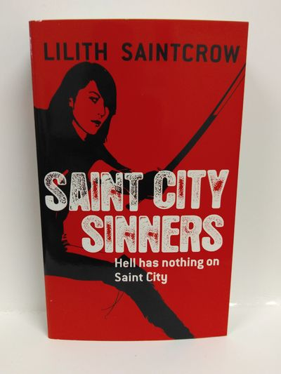 Image for Saint City Sinners (Dante Valentine, Book 4)