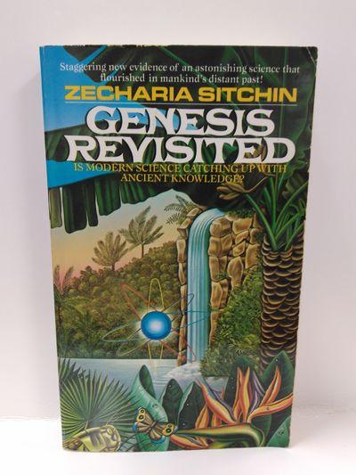 genesis revisited zecharia sitchin