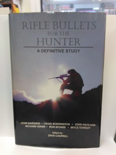 Image for Rifle Bullets for the Hunter: A Definitive Study