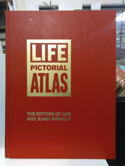 Image for Life Pictoral Atlas of the World