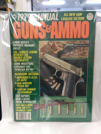 Image for Guns  & Ammo 1979 annual