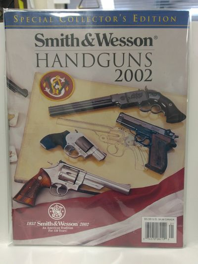 Image for Smith & Wesson Handguns 2002