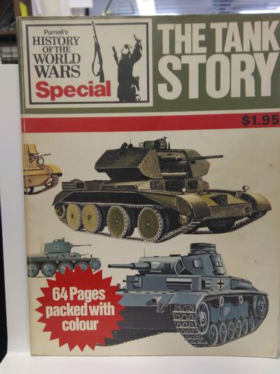 Image for The Tank Story Purnell's History of the World Wars Special
