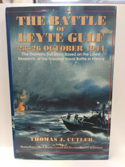 Image for The Battle of Leyte Gulf, 23-26 October, 1944