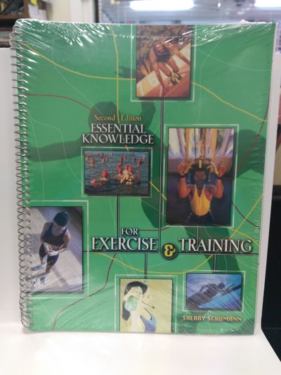 Image for Essential Knowledge for Exercise and Training
