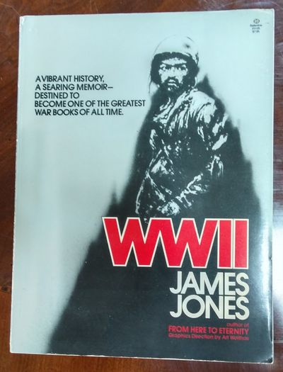 Image for WWII: James Jones
