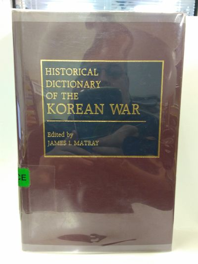 Image for Historical Dictionary of the Korean War