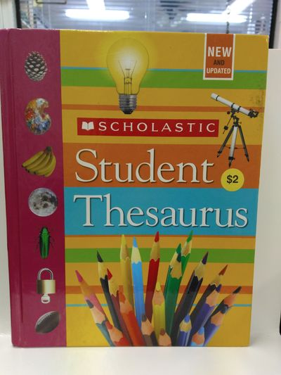 Image for Scholastic Student Thesaurus