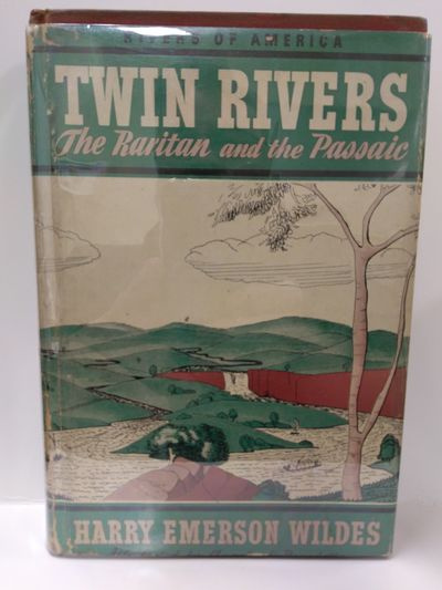 Image for Twin Rivers: The Raritan and the Passaic (Rivers of America)