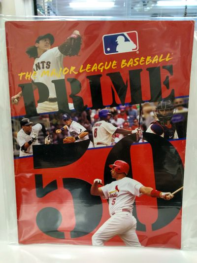 Image for The Major League Baseball Prime 50