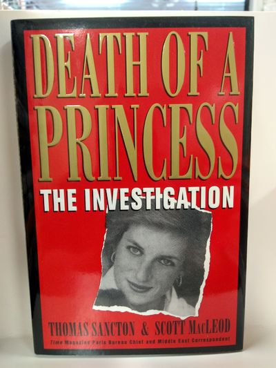 Image for Death of a Princess:The Investigation