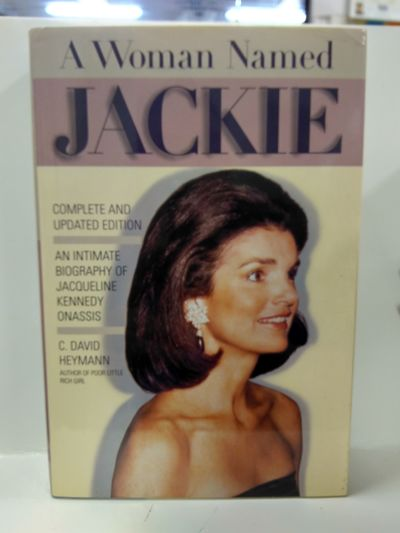 Image for A Woman Named Jackie: An Intimate Biography of Jacqueline Bouvier Kennedy Onassis