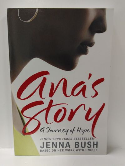 Image for Ana's Story: A Journey of Hope