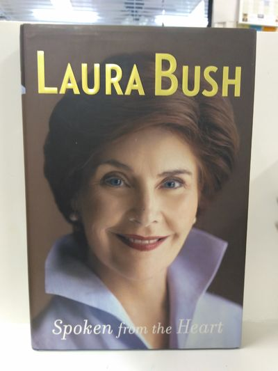 Image for Laura Bush - Spoken From The Heart