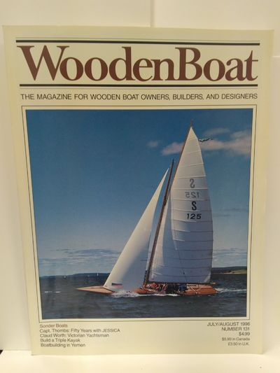 Image for Wooden Boat Magazine July August 1996 Number 131