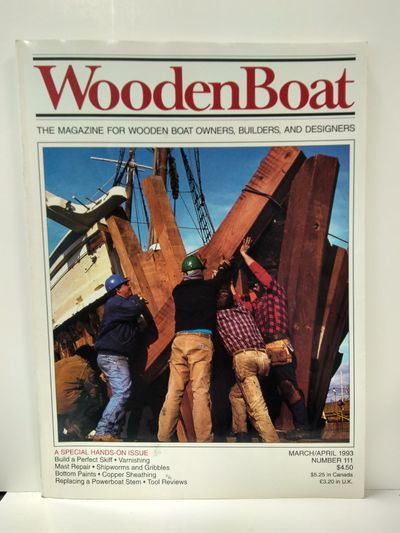 Image for Wooden Boat Magazine March April 1993 Number 111
