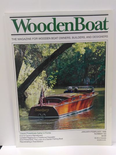 Image for Wooden Boat Magazine January February 1998 Number 140