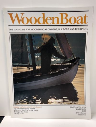 Image for Wooden Boat Magazine March April 2003 Number 171