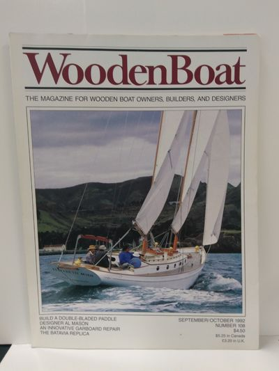 Image for Wooden Boat Magazine September October 1992 Number 108