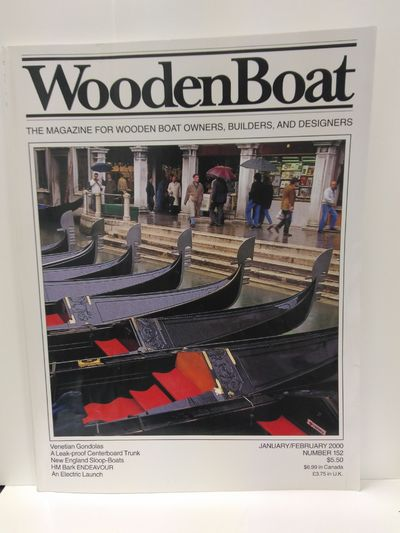 Image for Wooden Boat Magazine January Febrary 2000 Number 152