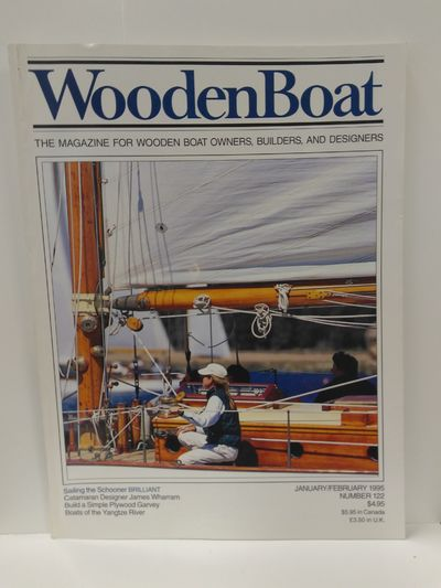 Image for Wooden Boat Magazine January February 1995 Number 122
