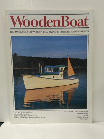 Image for Wooden Boat Magazine November December 1993 Number 115