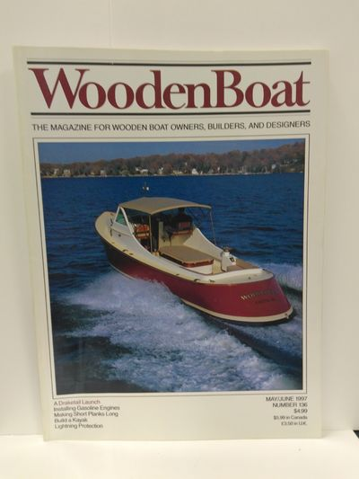 Image for Wooden Boat Magazine May June 1997 Number 136