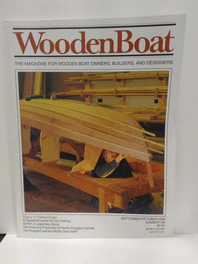 Image for Wooden Boat Magazine September October 2000 Number 156