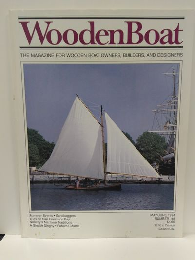 Image for Wooden Boat Magazine May June 1994 Number 118