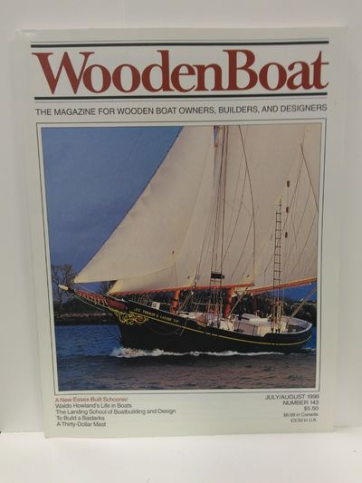 Image for Wooden Boat Magazine July August 1998 Number 143