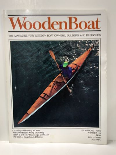 Image for Wooden Boat Magazine July August 1993 Number 113
