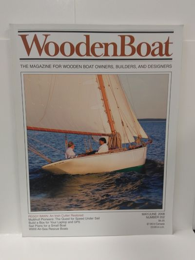 Image for Wooden Boat Magazine May June 2008 Number 202