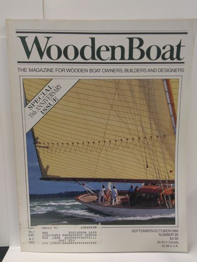 Image for Wooden Boat Magazine September October 1989 Number 90