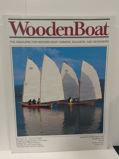 Image for Wooden Boat Magazine January February 2002 Number 164