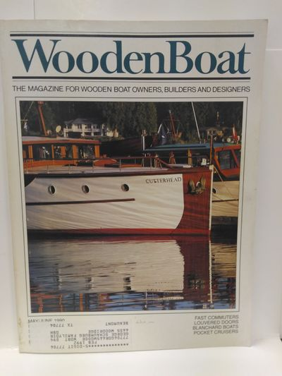 Image for Wooden Boat Magazine May June 1990 Number 94