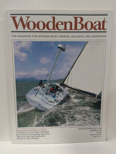 Image for Wooden Boat Magazine January February 2006 Number 188