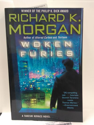 Image for Woken Furies (Takeshi Kovacs Novels)