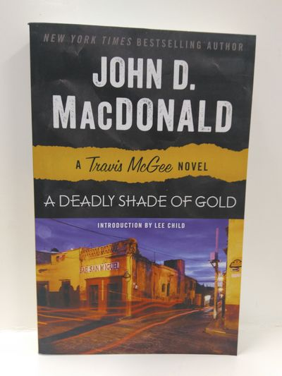 Image for A Deadly Shade of Gold : a Travis Mcgee Novel