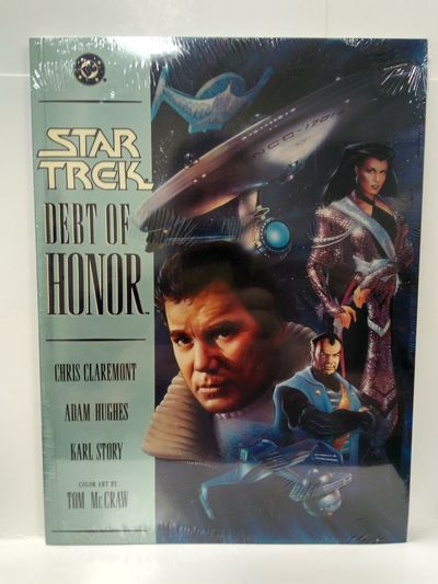 Image for Star Trek: Debt of Honor: Graphic Novel