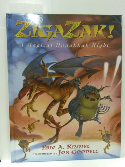Image for Zigazak: A Magical Hanukkah Night
