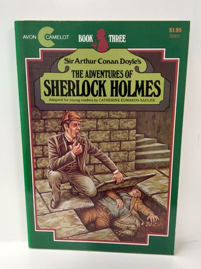 Image for Sir Arthur Conan Doyle's the Adventures of Sherlock Holmes Book Three (Bk. 3)