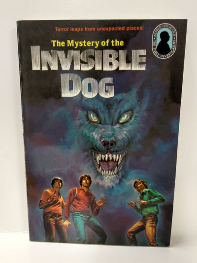 Image for The Mystery of the Invisible Dog