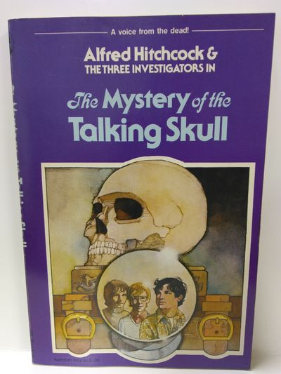 Image for The Mystery of the Talking Skull