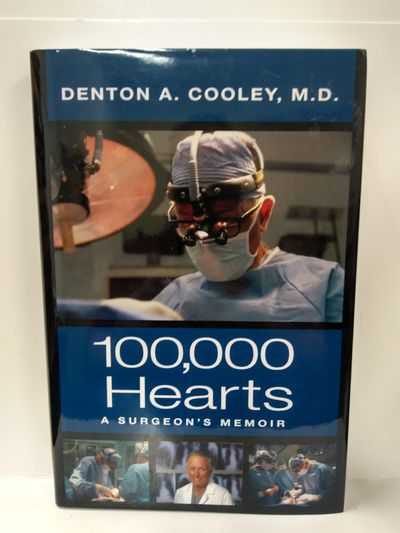 Image for One Hundred Thousand Hearts: A Surgeon's Memoir (SIGNED)
